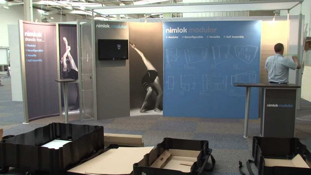 update your trade show display