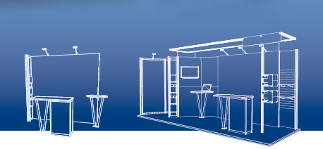 trade show design blueprint
