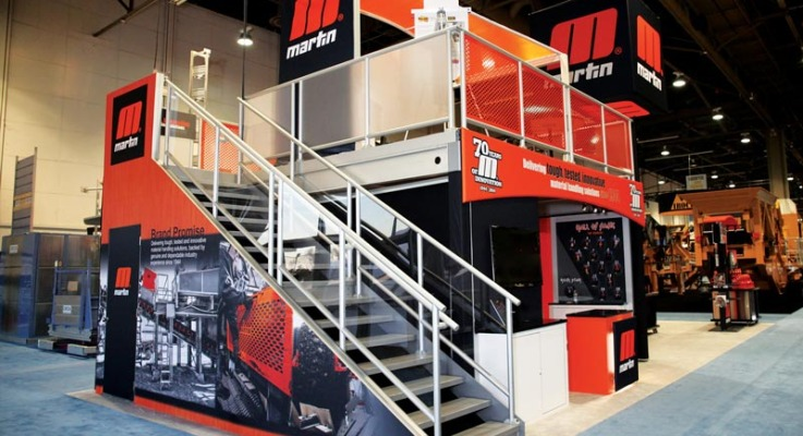 Pros Design Tips on Reconfigurable Exhibits