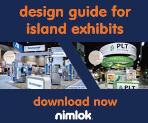 Island Trade Show Exhibit
