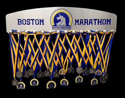 What It's Like to Exhibit at The Boston Marathon Race Expo
