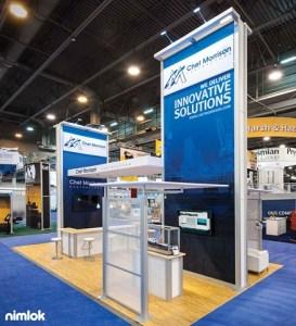 custom modular trade show exhibit display