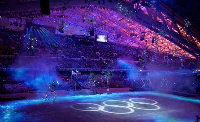 Trade Show Lessons From The 2014 Winter Olympics