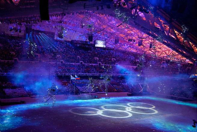 trade show lessons from the winter olympics