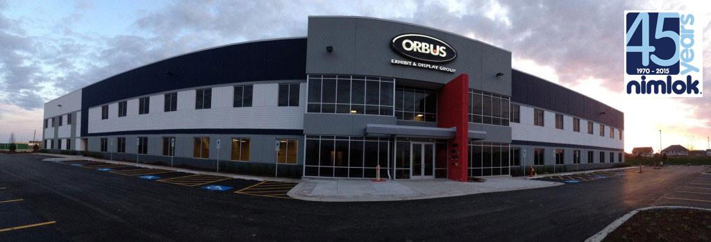 Orbus Headquarters - Home of Nimlok