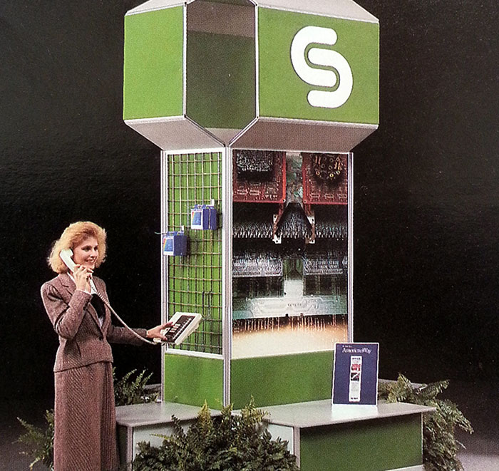 an outdated exhibit needs a new trade show display