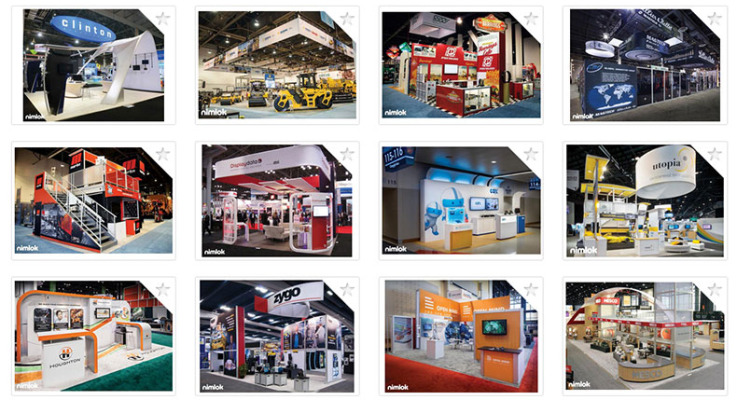 🆙Exhibiting 101   Types of Trade Show Displays