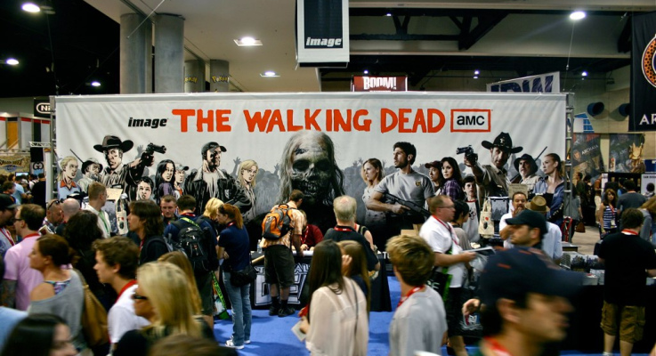 How Exhibiting at a Trade Show is Like Surviving a Zombie Apocalypse