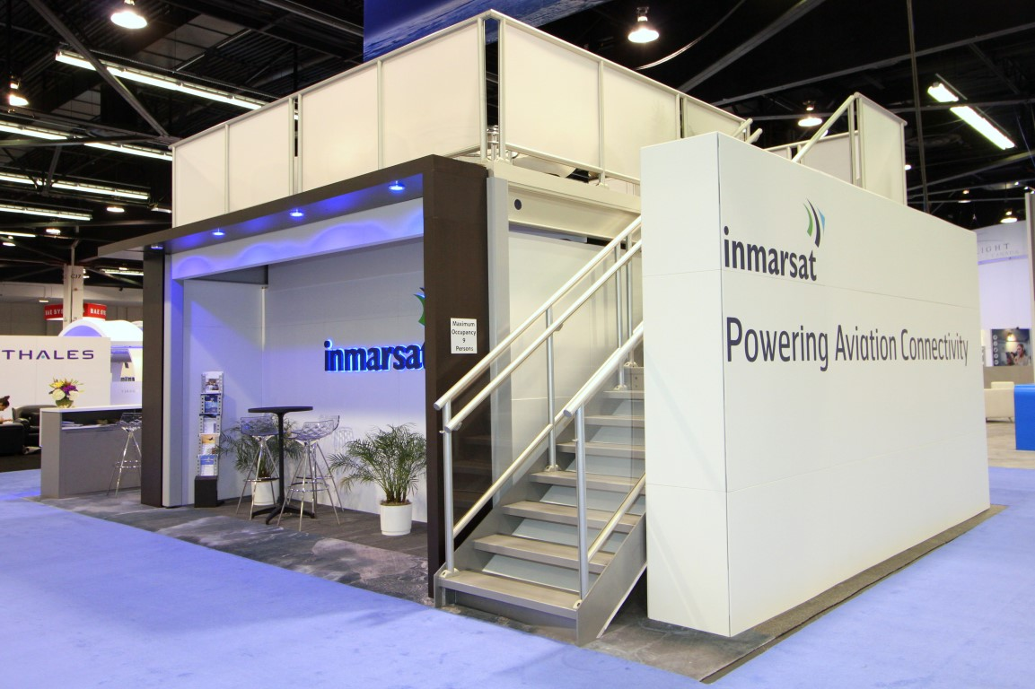 Trade show exhibits are crucial to event marketing success