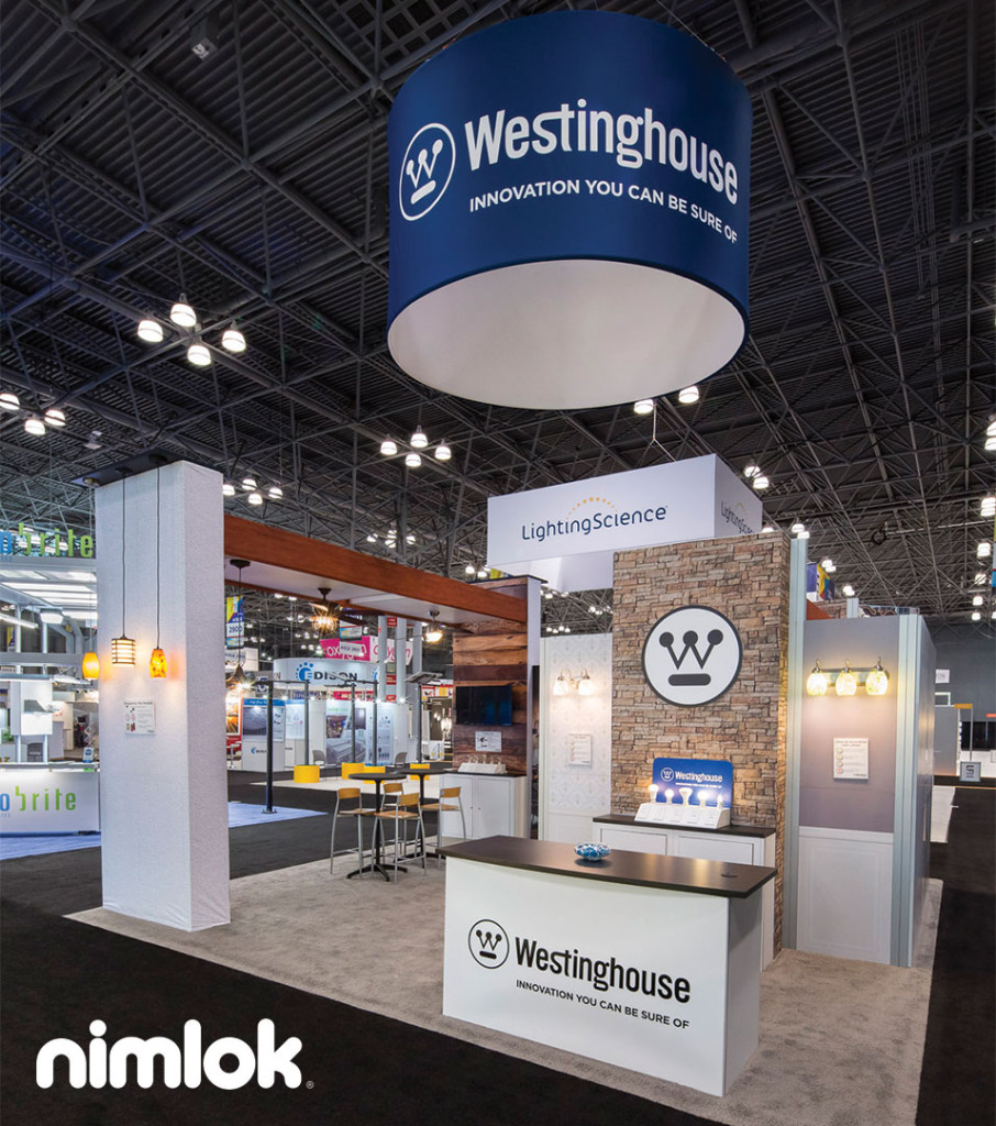 Exhibition Booth Lighting : Trade show marketing how lighting impacts exhibits