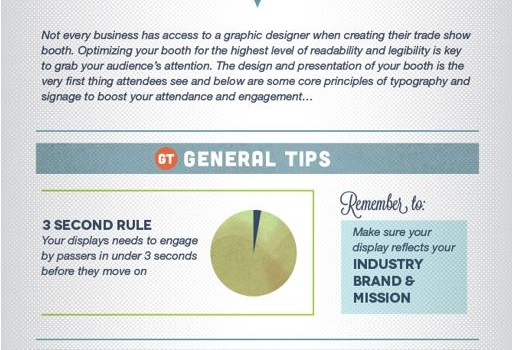 Infographic: Trade Show Booth Design