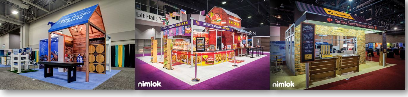 Exhibition Stand Themes : Trade show exhibit design themes nimlok trade show marketing