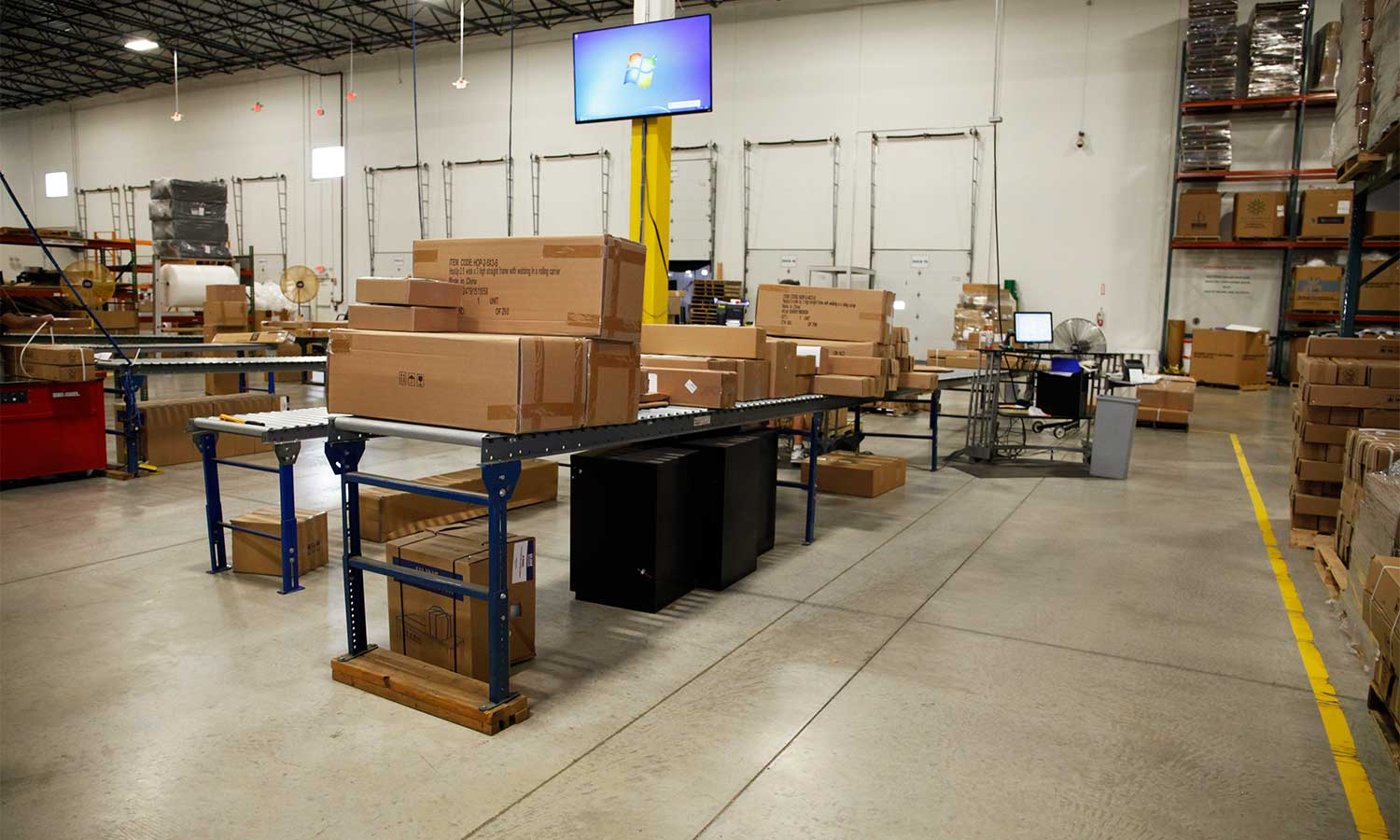 Trade Show Logistics and Shipping for new exhibitors