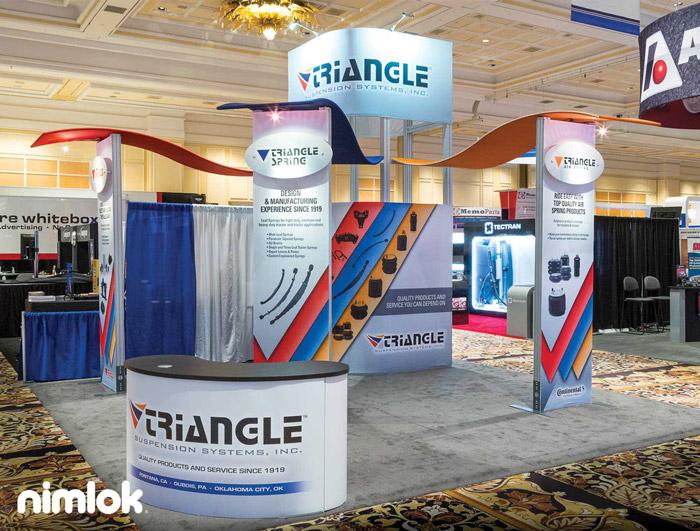 Checklist For Exhibition Booth : Trade show checklist nimlok trade show marketing