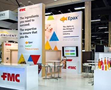 Trade Show Booth Graphics : Trade show graphics stand out from the crowd nimlok