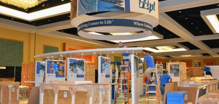Trade Show Booth Set-Up: Tips, Tricks and Advice