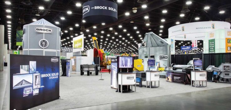 10 Examples of Creative Trade Show Booth Design