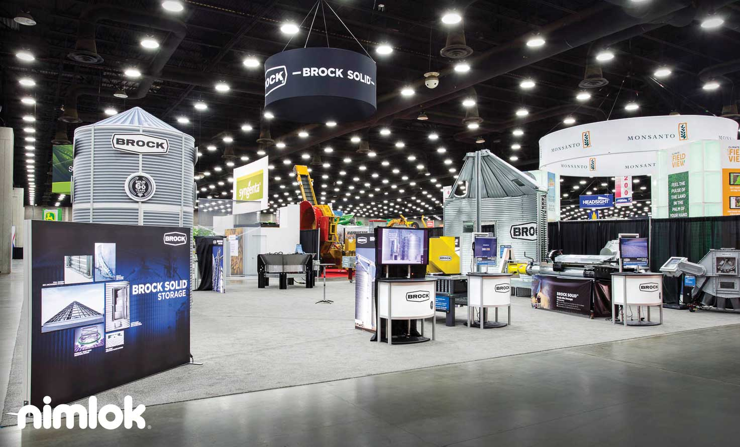 Creative Trade Show Booth Design