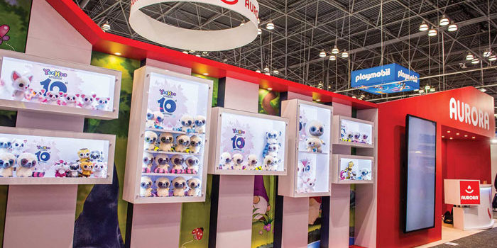 3 Steps to Designing A Stunning Trade Show Product Display